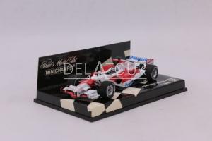 F1 Toyota TF106 Jarno Trulli 2006