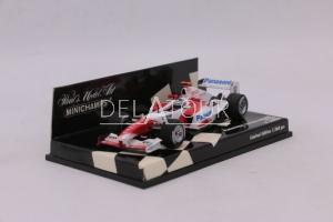 F1 Toyota TF104 Ricardo Zonta 2004