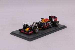 F1 Red Bull Racing RB12 Winner Malaysian GP 2016