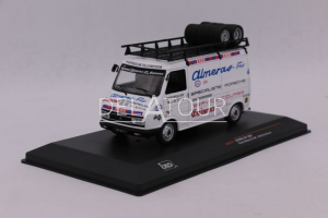 Citroen C35 Rally Assistance Team Almeras Fred
