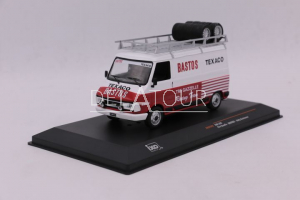 Fiat 242 Rally Assistance Bastos