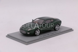 Aston Martin DB7 Zagato Green 2003