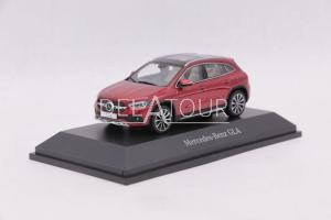 Mercedes-Benz GLA (H247) Red