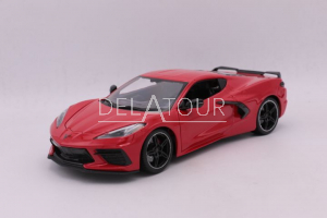 Chevrolet Corvette Stingray 2020 Red
