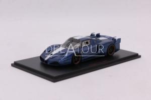 Ferrari FXX 2005 Blue