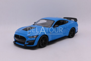 Mustang Shelby GT500 2020 Blue/Black