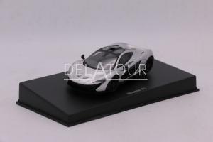 McLaren P1 Ice Silver