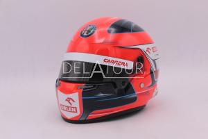 F1 Replica Helmet 1:2 Robert Kubica 2020