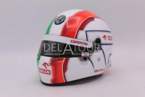 F1 Replica Helmet 1:2 A. Giovinazzi 2020