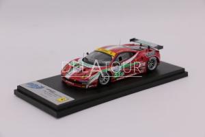Ferrari 458 Italia GT2 24H LeMans 2011