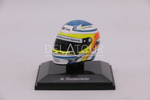 Mike Rockenfeller Helmet Winner 24H LeMans 2010