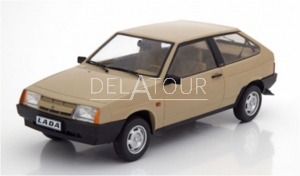 Lada Samara 1984 Light Brown