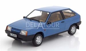 Lada Samara 1984 Blue