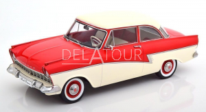 Ford Taunus 17M P2 1957 Red/White