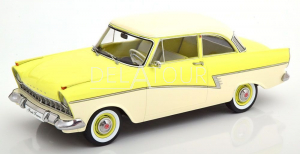 Ford Taunus 17M P2 1957 Yellow/White
