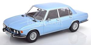 BMW 3.0S E3 2. Series 1971 Light Blue