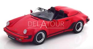 Porsche 911 Speedster 1989 Red