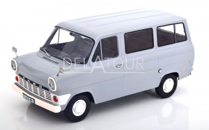 Ford Transit MK1 Bus 1965 Light Grey