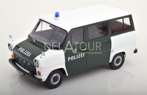 Ford Transit Bus 1965 Polizei Hamburg