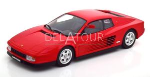 Ferrari Testarossa 1984 Red
