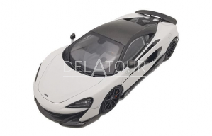 McLaren 600 LT White