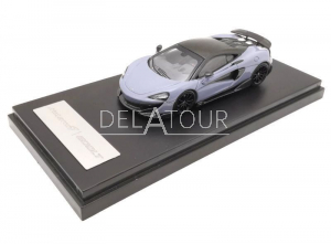 McLaren 600LT Grey