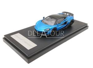 McLaren 600LT Light Blue