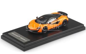 McLaren 600LT Orange