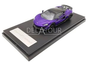 McLaren 600LT Purple
