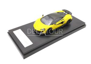 McLaren 600LT Yellow