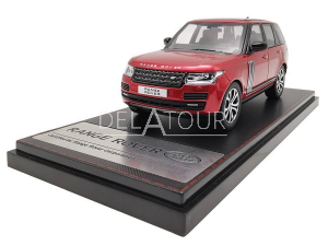 Range Rover SV Autobiography Dynamic 2017 Red