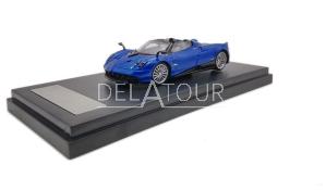 Pagani Huayra Roadster Blue