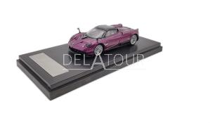 Pagani Huayra Roadster Purple