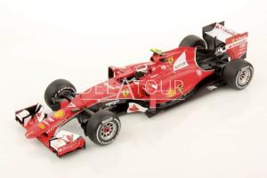 F1 Ferrari SF15-T K. Raikonnen Bahrein GP 2015