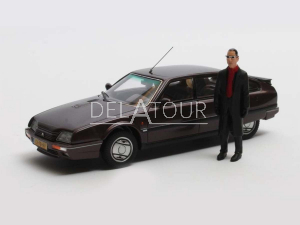 Citroen CX GTI Turbo II 1986 Jules D Figurine