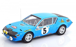 Renault Alpine A310 #5 Rally MonteCarlo 1975
