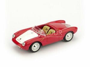 Porsche 550 RS 1954 Red / White