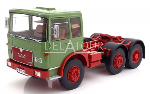 Man 16304 F7 1972 Green/Red