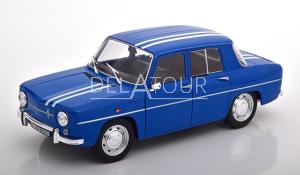 Renault R8 Gordini 1100 1967 Blue/White Stripes
