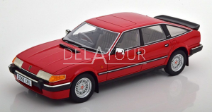 Rover 3500 Vitesse 1985 Red Metallic