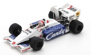 Toleman TG184 #20 J. Cecotto Monaco GP 1984
