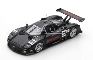Nissan R390 GT1 #23 Qualificatons 24H LeMans 1997