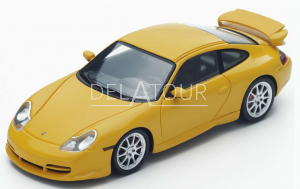 Porsche 996 GT3 Coupe 1999 Yellow