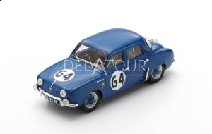 Renault Dauphine #64 12H Sebring 1957