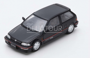 Honda Civic EF9 Sir 1990 Black