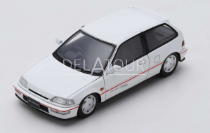 Honda Civic EF9 Sir 1990 White