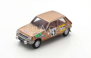 Renault R5 LS #49 Rally MonteCarlo 1975
