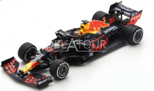 Red Bull RB16 #23 A. Albon Test 2020