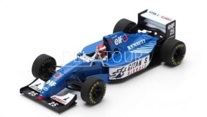 Ligier JS39B #25 J. Herbert European GP 1994