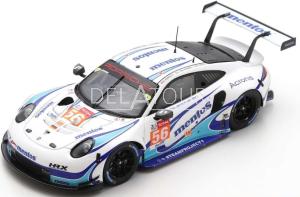 Porsche 991-2 RSR #56 24H LeMans 2020